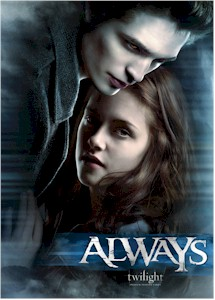 """Always"" Uncut Mini-Press Sheet"